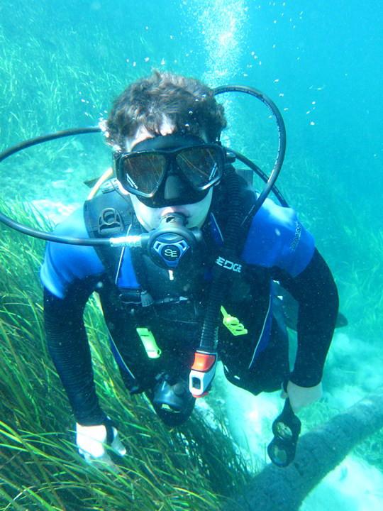 family certification 2 boy scout scuba diving merit badge