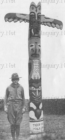 Meaning Of Colors On Totem Poles Color Suggestions